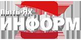 Логотип компании ТРК Пыть-Ях Информ